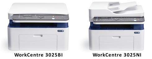 WorkCentre 3025BI и WorkCentre 3025NI