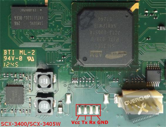 Скачать драйвер для Samsung SCX 3405w